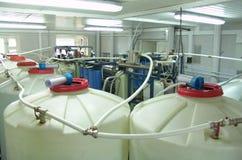 Wasserreinigung Lizenzfreie Stockbilder