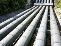 Wasserrohrleitung Lizenzfreies Stockfoto