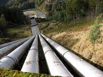 Wasserrohrleitung stockfotografie