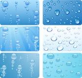 Wasserset. Lizenzfreie Stockfotos