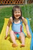 Wasserspaß Lizenzfreie Stockbilder