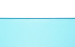 Wasserspiegel getrennt Lizenzfreies Stockbild
