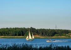 Wassersport Lizenzfreies Stockfoto