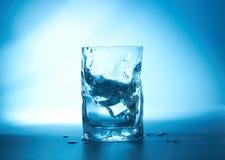 Wasserspritzen Lizenzfreies Stockfoto