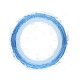 Wasserspritzen Radial-3d Illustration 3d übertragend stock abbildung