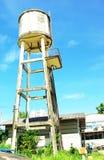Wasserstangen für Sommer Stockbild