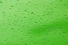 Wassertröpfchen lizenzfreies stockfoto