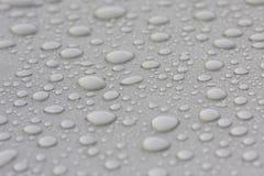 Wassertröpfchenhintergrund Lizenzfreies Stockfoto