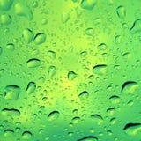 Wassertropfen. lizenzfreies stockbild