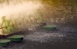 Wasserturbine Lizenzfreies Stockbild