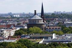 Wasserturm Берлин Стоковая Фотография RF