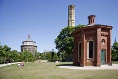 Free Wasserturm Berlin Stock Photography - 49785762