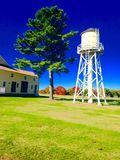 Wasserturm in Maine Lizenzfreies Stockbild