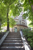 Wasserturm (water tower), Berlin-Prenzlauer Berg. Stock Photos