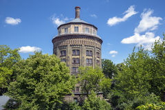 Wasserturm (water tower), Berlin-Prenzlauer Berg. Stock Photography
