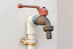 Wasserventil Lizenzfreie Stockbilder