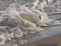 Wasserverschmutzung Lizenzfreie Stockfotografie