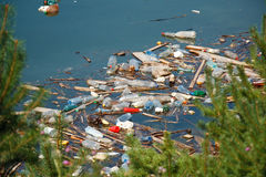 Wasserverschmutzung Stockbilder