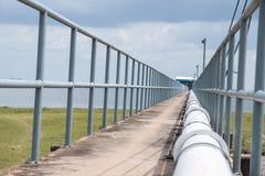 Wasserversorgung Stockfoto
