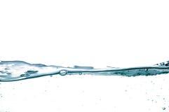 Wasserwelle Lizenzfreie Stockbilder