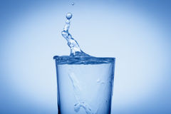 Wasserzusammenfassung Lizenzfreie Stockbilder