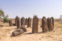 Wassu in Gambia Stockbilder