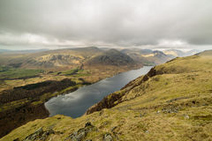 Wast Lake, Lake District Royalty Free Stock Image