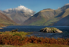 Wast Water Lake Stock Image