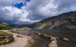 Wast Water in Lake District Royalty Free Stock Photography