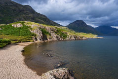 Wast Water in Lake District Stock Photography