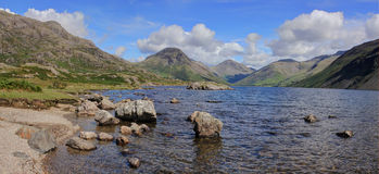 Wast water, Lake District, UK, England Royalty Free Stock Image