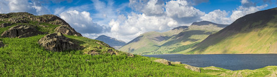 Wast Water, Lake District, UK Stock Images