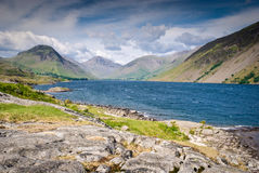 Wast Water, Lake District, UK Stock Photo