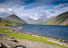 Wast Water, Lake District, UK Stock Photos