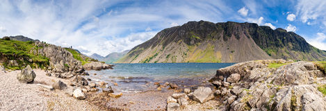 Wast Water, Lake District, UK Royalty Free Stock Photo