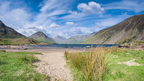 Wast Water, Lake District, UK Royalty Free Stock Photography