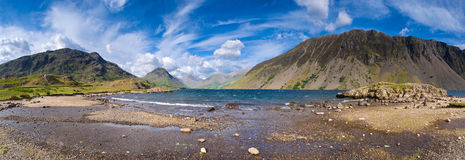 Wast Water, Lake District, UK Royalty Free Stock Images