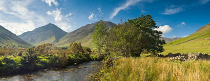 Wast Water, Lake District, UK Royalty Free Stock Image
