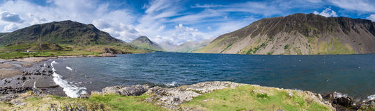 Wast Water, Lake District, UK Stock Photography