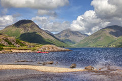 Wast Water Royalty Free Stock Photo