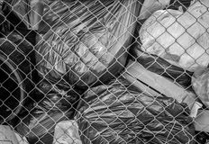 Waste bags, trash Royalty Free Stock Images