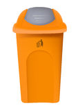 Waste bin Stock Photography