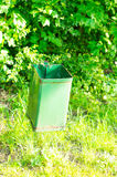 Waste bin Royalty Free Stock Photography