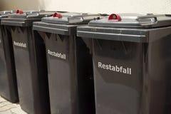 Waste bin Stock Image
