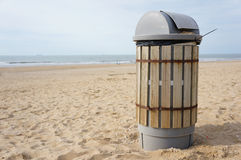 Waste container Royalty Free Stock Image