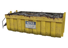 Waste Container Stock Photos