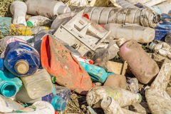 Waste Disposal Site Stock Images