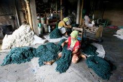 Waste fabric Royalty Free Stock Photo