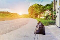 Waste garbage bag Stock Photography