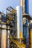 Waste incineration plant Spittelau in Vienna Royalty Free Stock Image